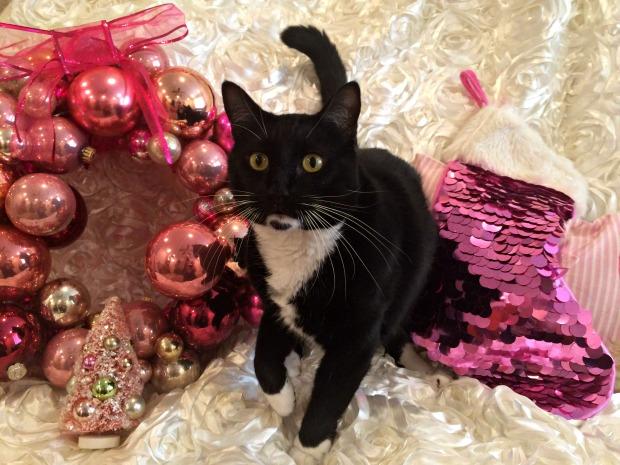 Target Pink Christmas