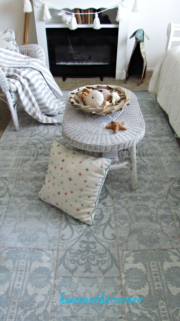 natural area rugs living room table and pillow