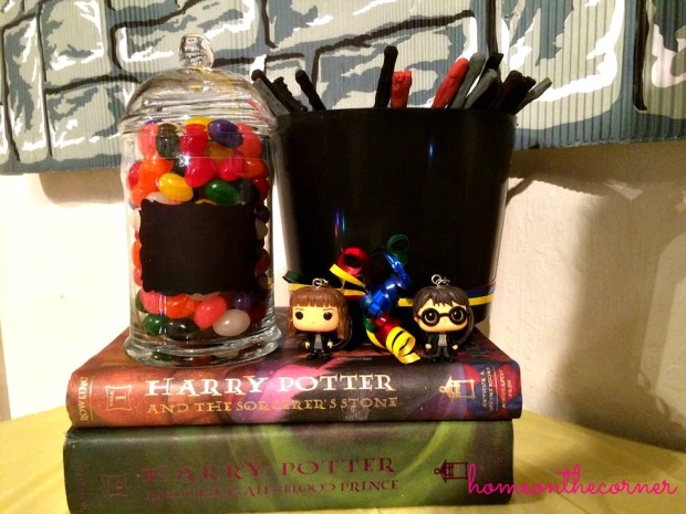 Wands and Jelly Beans