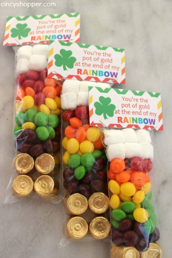 Skittles Treat Bag