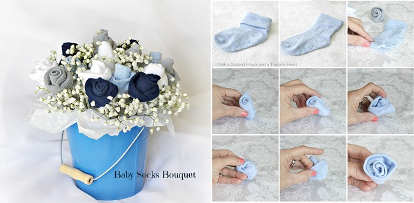 baby-socks-rose-bouquet