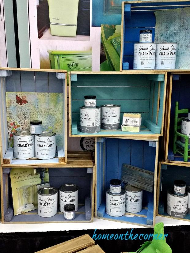home improvement show annie sloan chalk paint