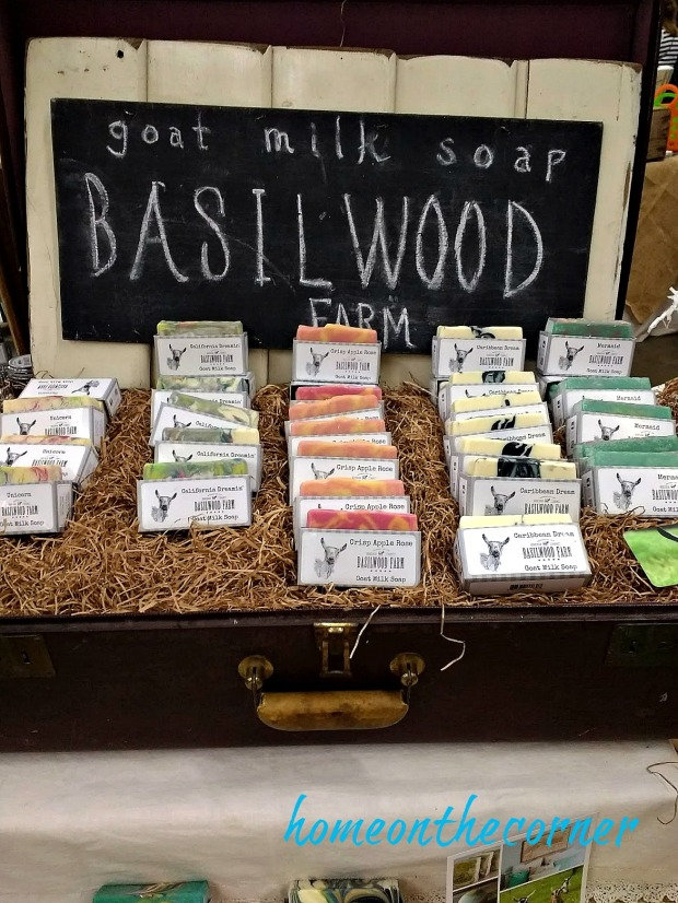 home improvement show basilwood farm soap