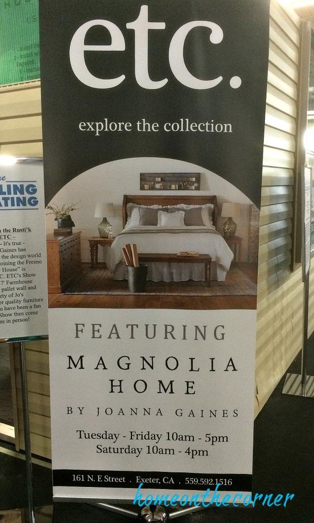 home improvement show Magnolia Home Exploare the Collection