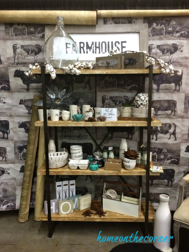 home improvement show Rae dunn Farmhouse