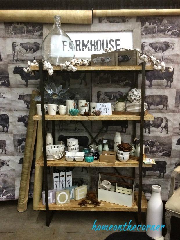 home improvement show Rae dunn Farmhouse