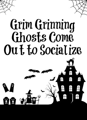 Grim Grinning Ghosts