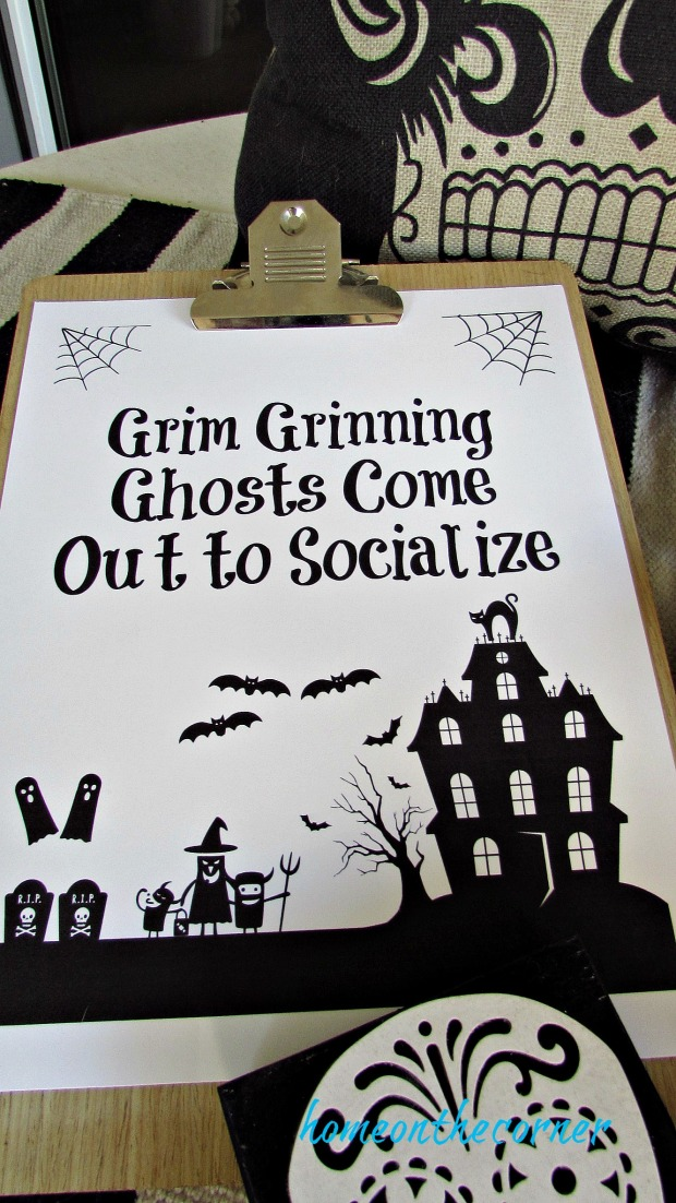 skull coasters gim grinning ghosts printable