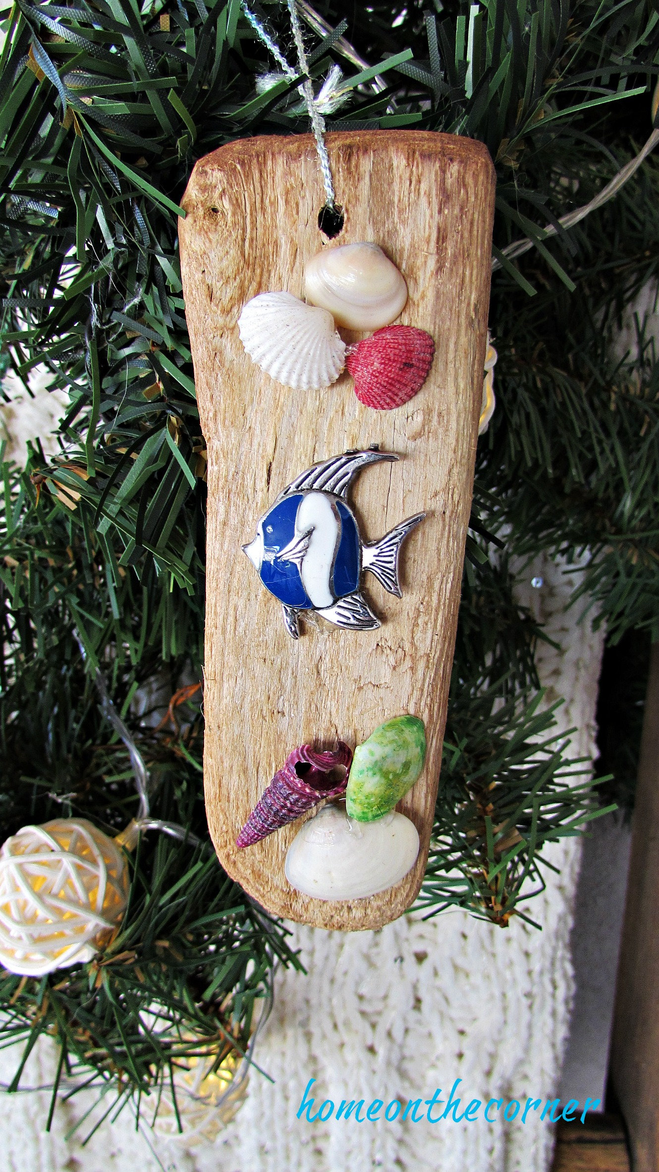 ornament exchange angel fish