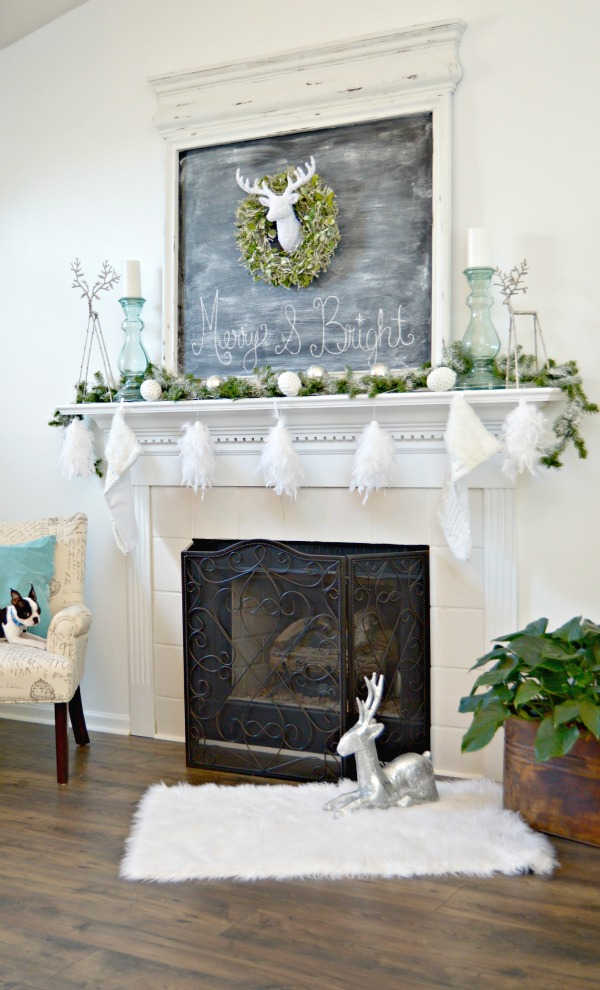 White and Silver Deer Mantle.jpg