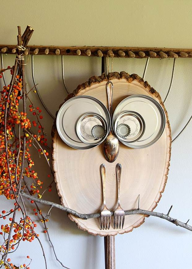 Wood-Slice-Owl-Craft
