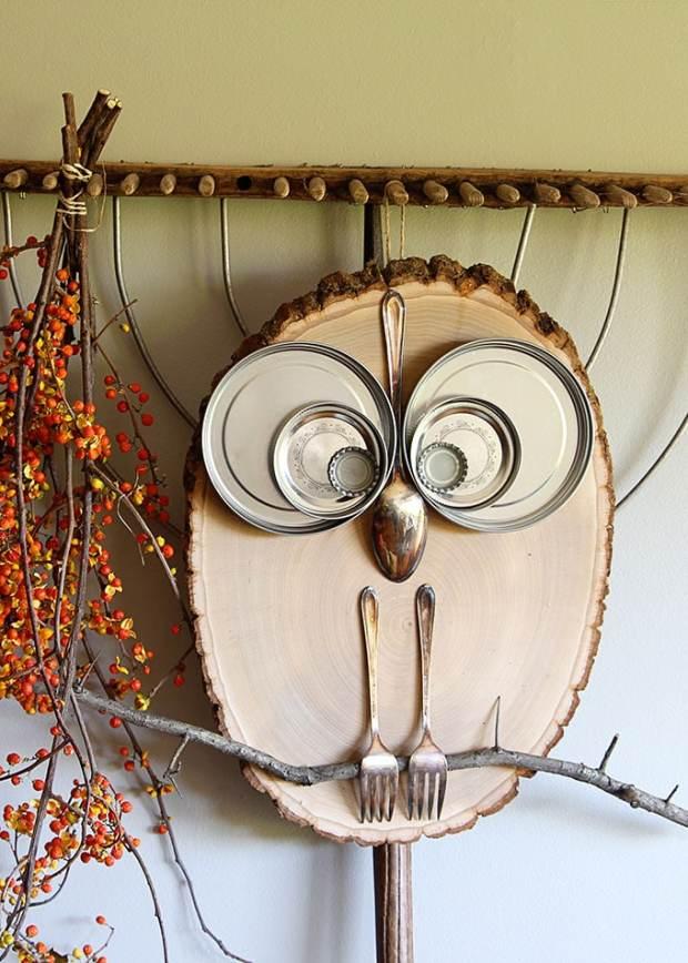 Wood-Slice-Owl-Craft