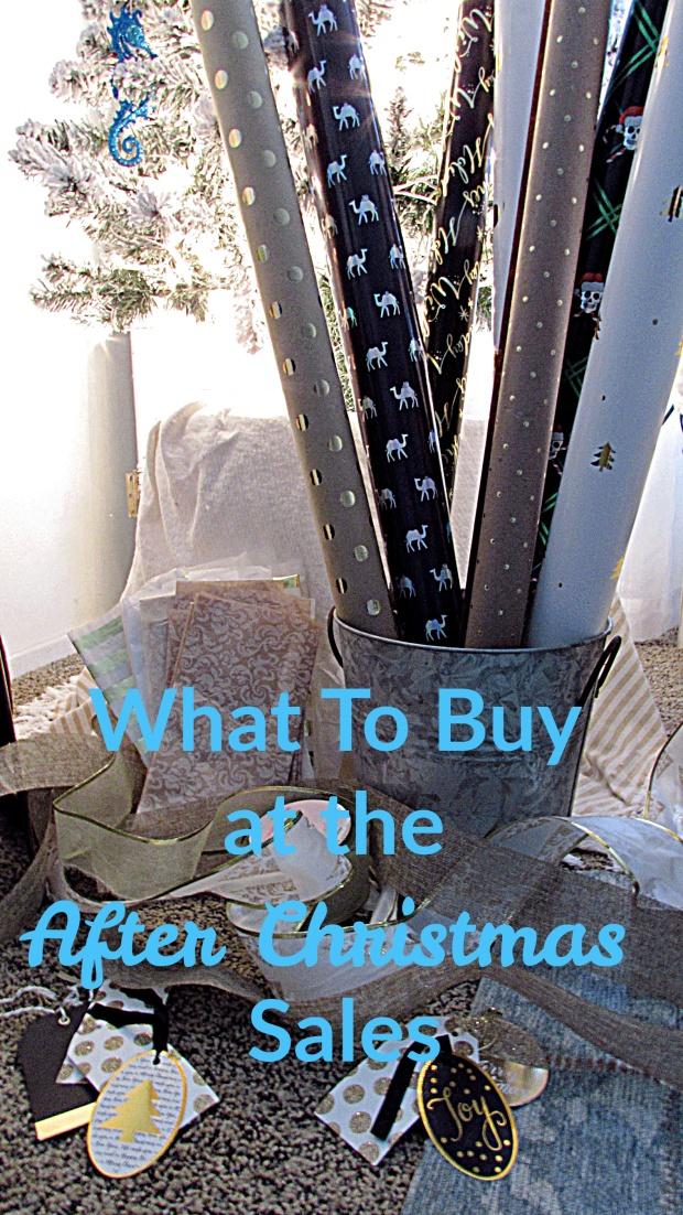gold, white, brown christmas wrap title