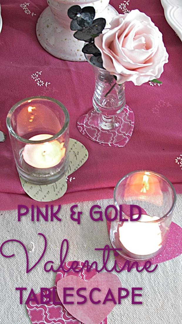 valentine tablescape title