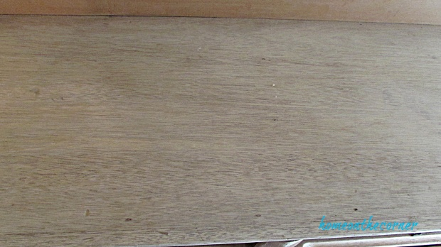 master bedroom dresser sanded top