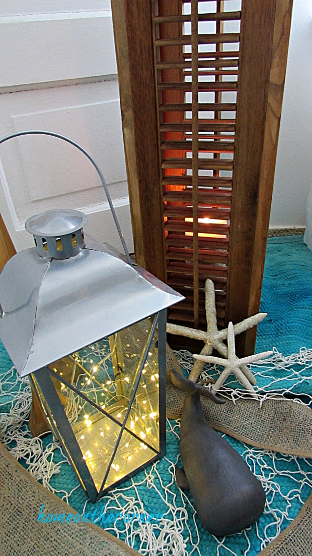 shutter lantern coastal beachy lights whale
