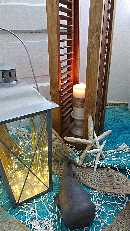 shutter lantern diy whale fairy lights