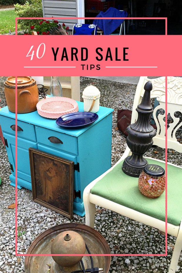 40-yard-sale-tips