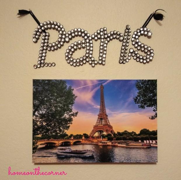 Paris Canvas 3