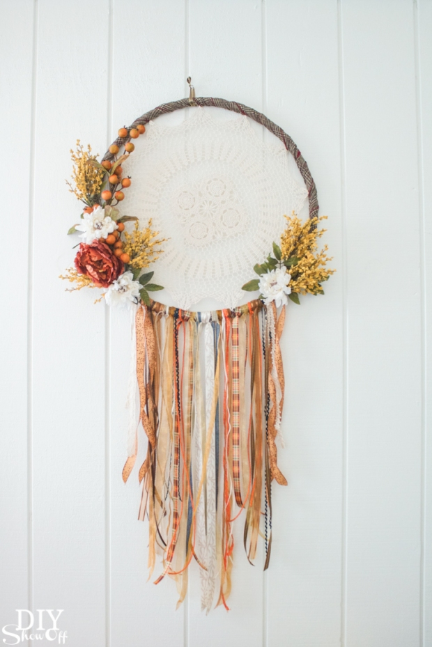 DIY-fall-dreamcatcher-wreath