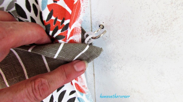 rv makeover curtain tiebacks with hooks
