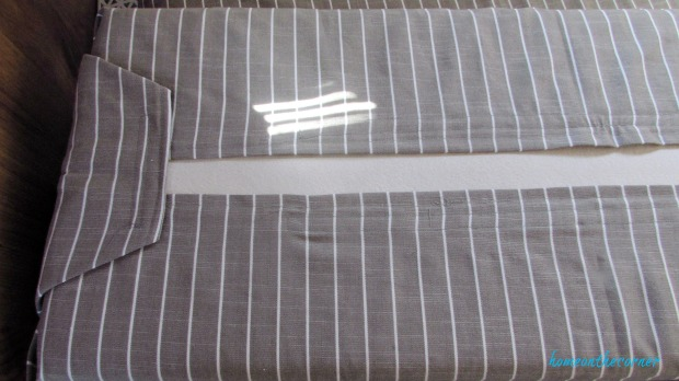 rv makeover cushion covers with velcro