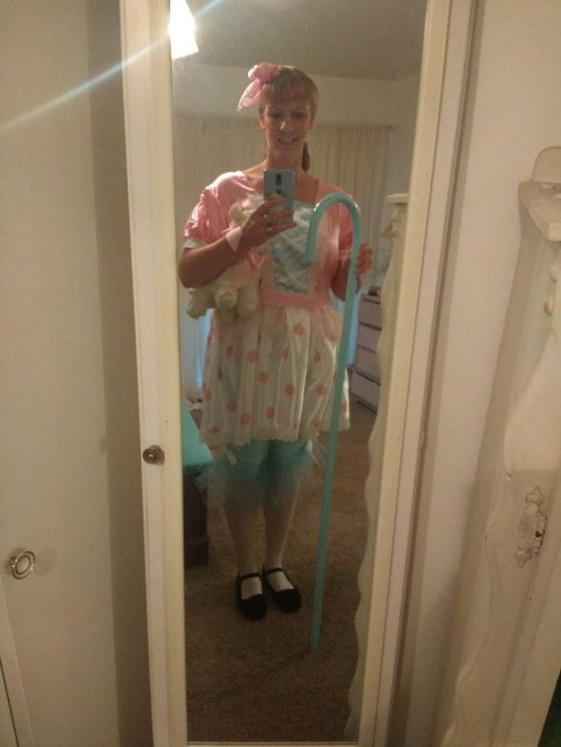 Bo Peep Dress Up