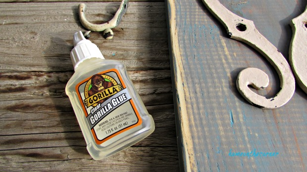 recycled hardware gorilla glue