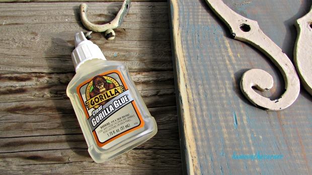 recycled hardware gorilla glue