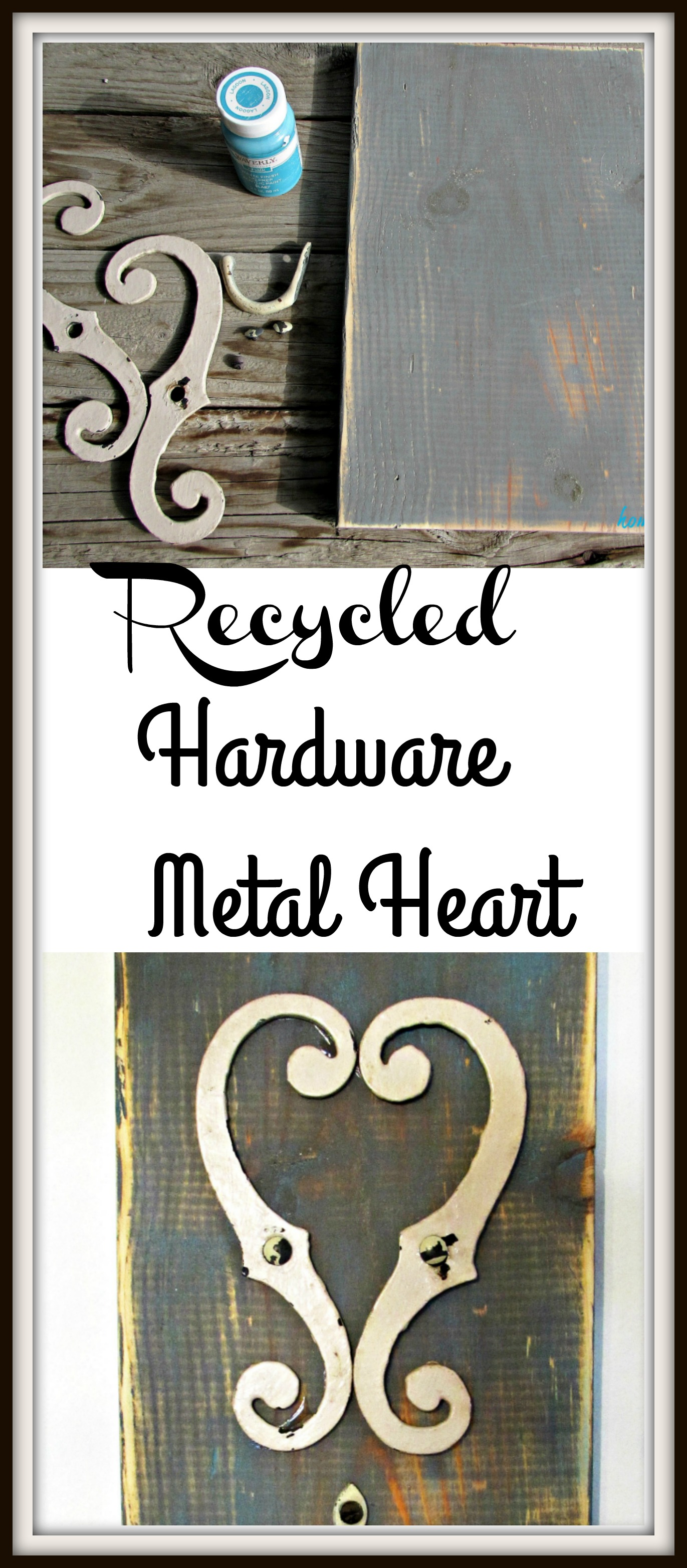 recycled hardware title